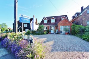 North Road, Havering-Atte-Bower, RM4